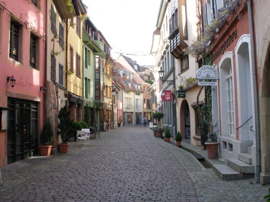Altstadt, Freiburg, Germany