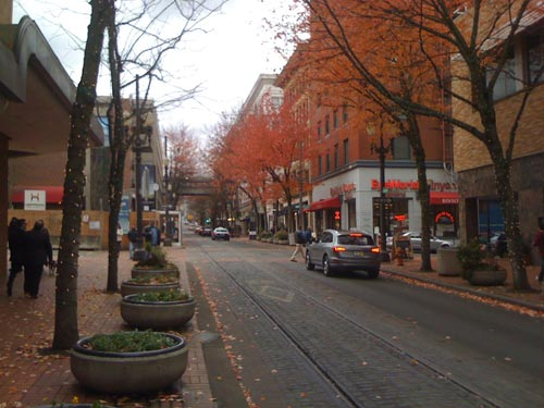 Seattle Vancouver And Portland By Rail Bus Streetcar